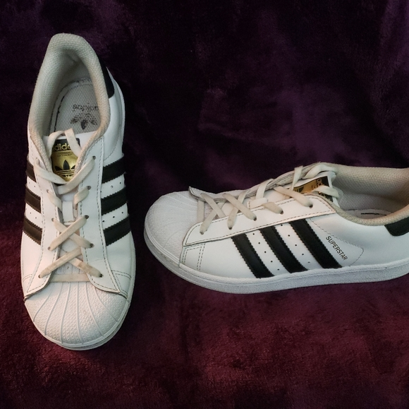 adidas Shoes | Superstar C77394 Size 3